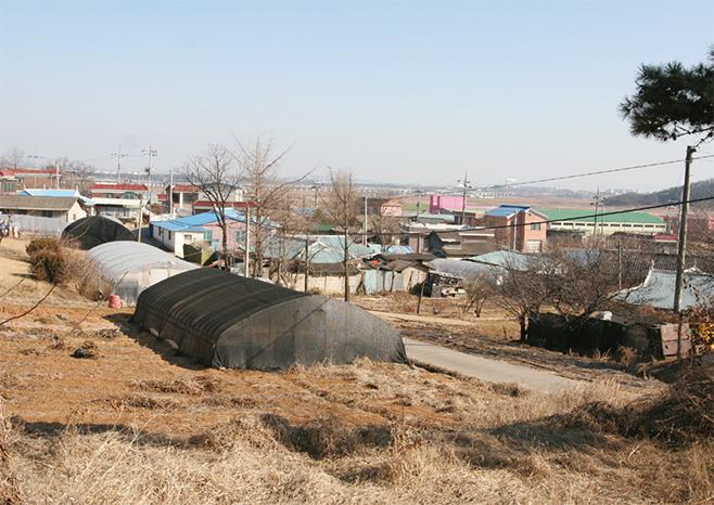 어연2리 황곡마을(2008)